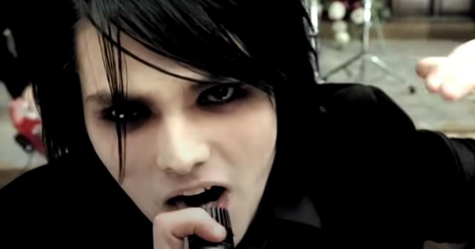 My Chemical Romance випустили косметику