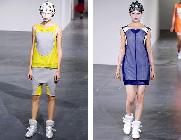 Парижская неделя моды: показы Haider Ackermann, Viktor&Rolf, Vivienne Westwood, Junya Watanabe и CDG. Изображение № 2.