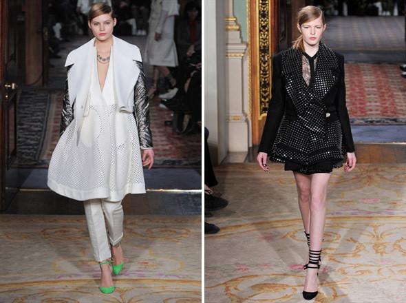 Показы на London Fashion Week AW 2011: день 3. Изображение № 4.