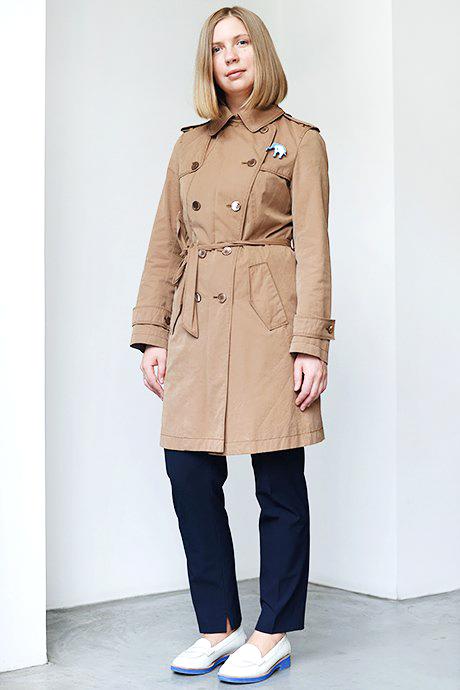 Администратор салона Надежда Шаурина  о любимых нарядах. Изображение № 27.