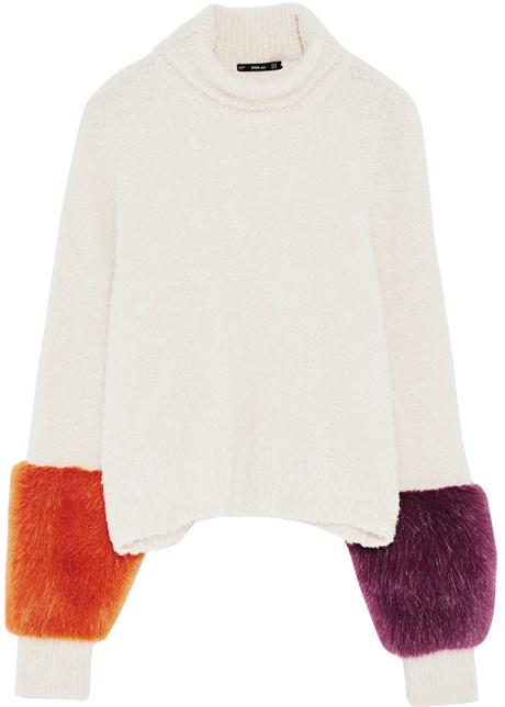 Очень холодно: 10 шерстяных свитеров от простых до роскошных  . Изображение № 3.