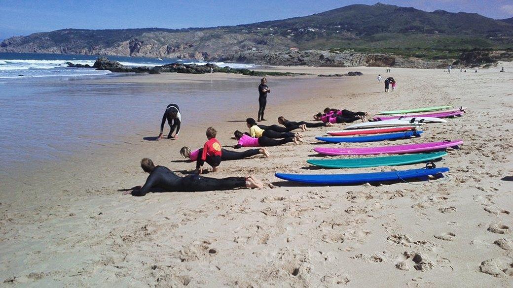 В Португалию за йогой  и серфингом. Изображение № 5.