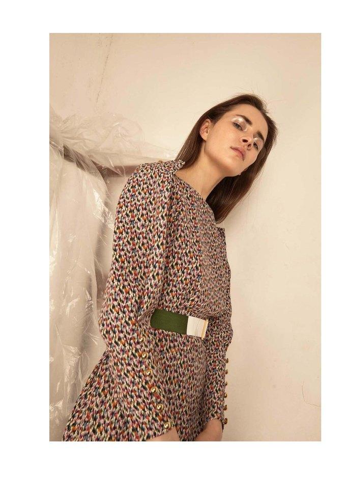 Новая коллекция Sergey Soroka вдохновлена мужским гардеробом. Изображение № 27.