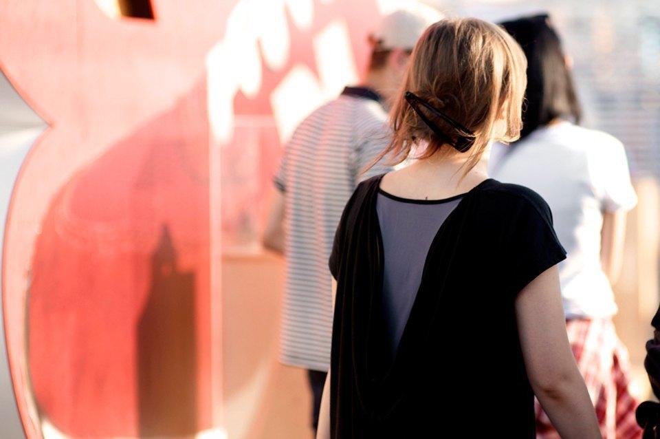 Гости стрит-выставки Faces&Laces. Изображение № 14.