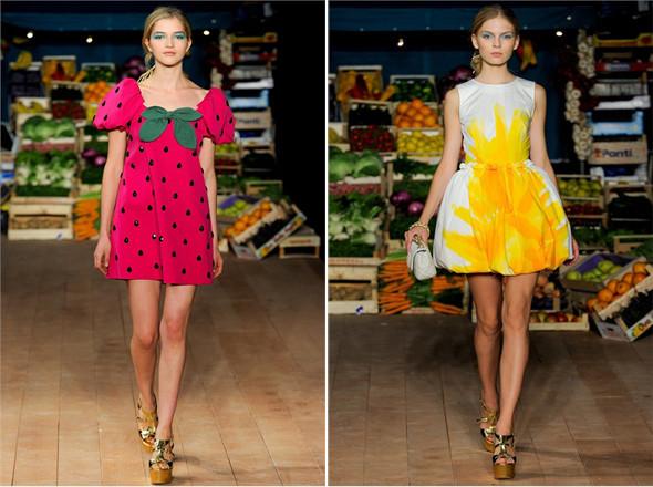 Показы Milan Fashion Week SS 2012: День 4. Изображение № 18.