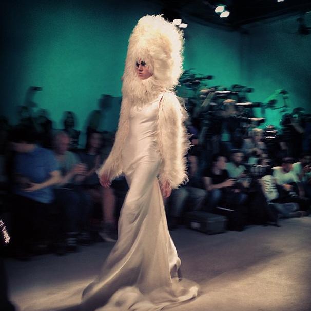 Прямой репортаж  с Paris Fashion Week:  День 2. Изображение № 15.