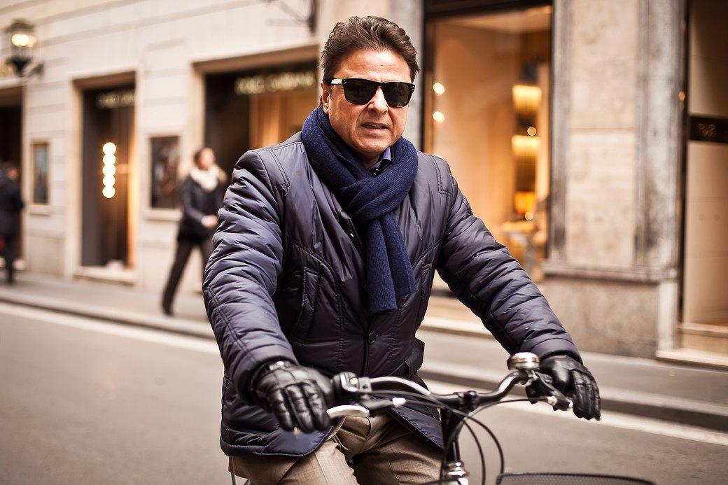 Люди на улицах Рима. Изображение № 16.