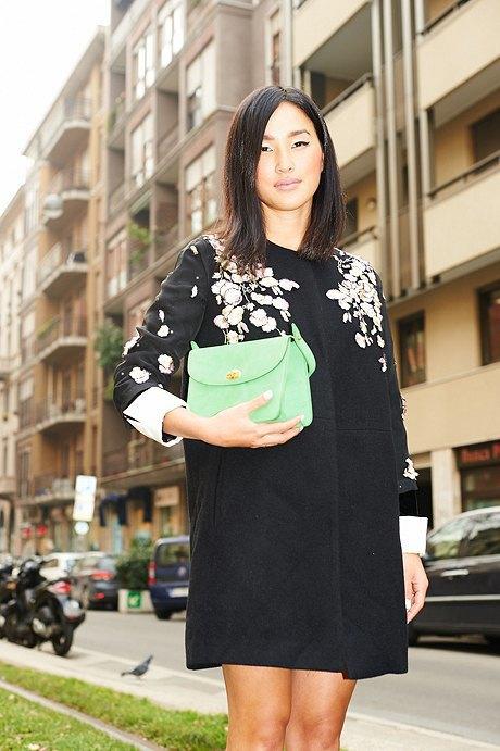 Стритстайл: Неделя моды в Милане,  часть II. Изображение № 10.