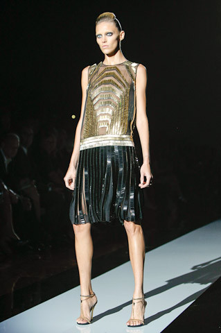В Милане прошел показ Gucci SS 2012. Изображение № 6.