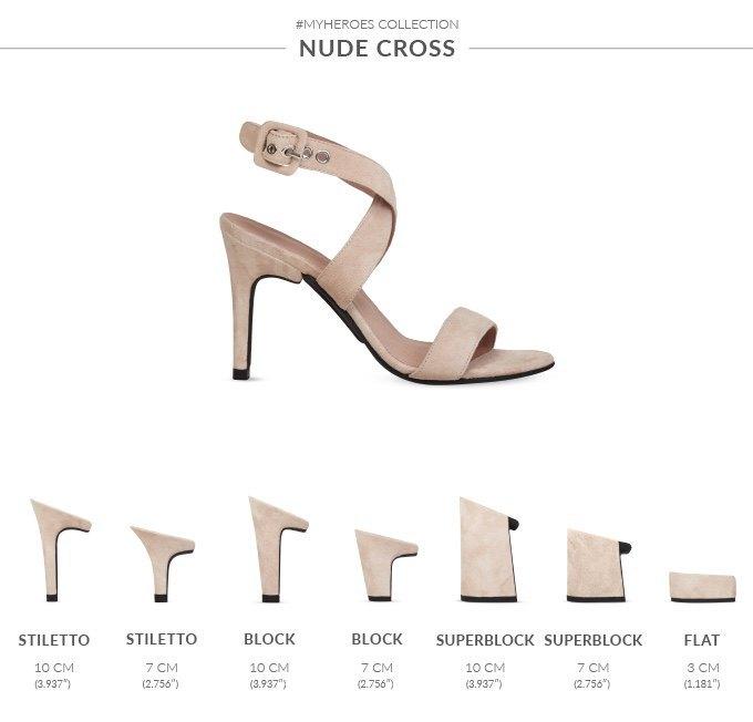 Mime et moi представили линию обуви со сменными каблуками. Изображение № 3.