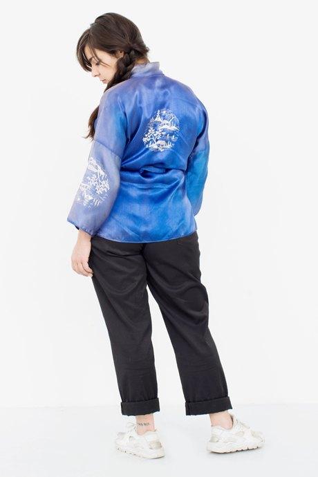 Ивент-менеджер Dewar's Powerhouse Наиля Гольман олюбимых нарядах. Изображение № 26.