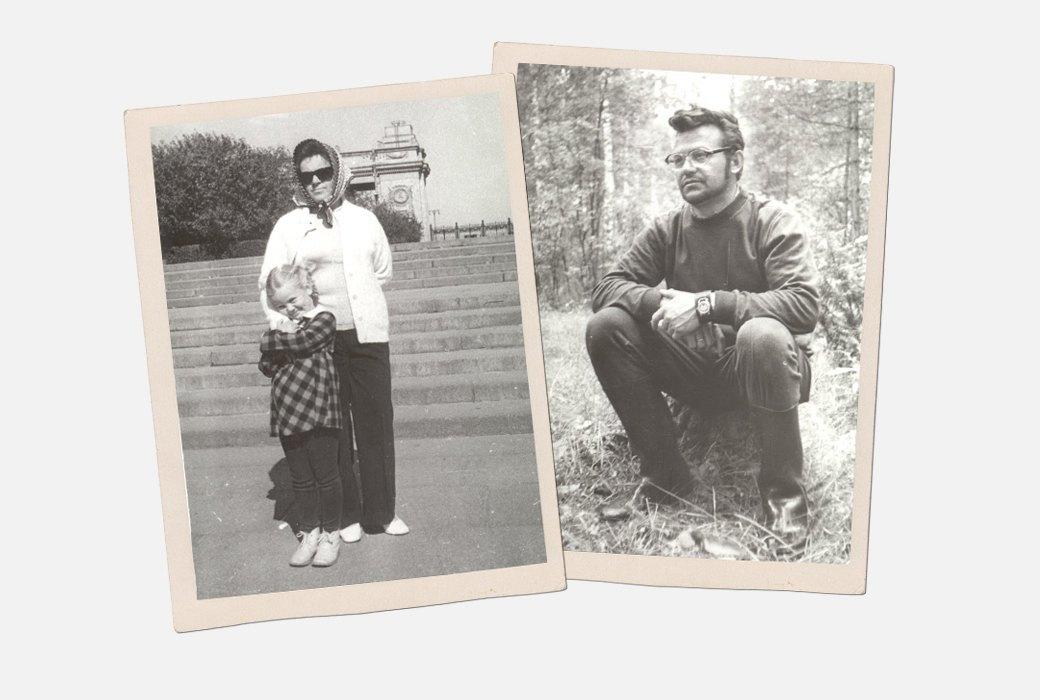 Как одевались наши родители в 70-х. Изображение № 17.