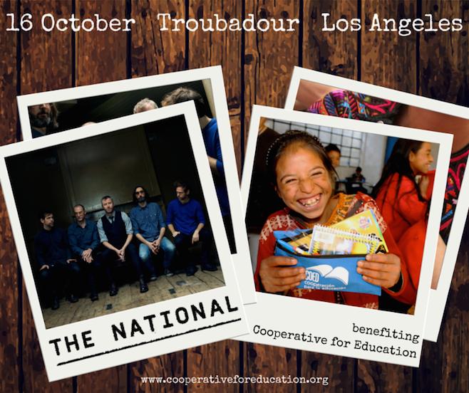 The National помогут гватемальским девочкам получить образование. Изображение № 1.