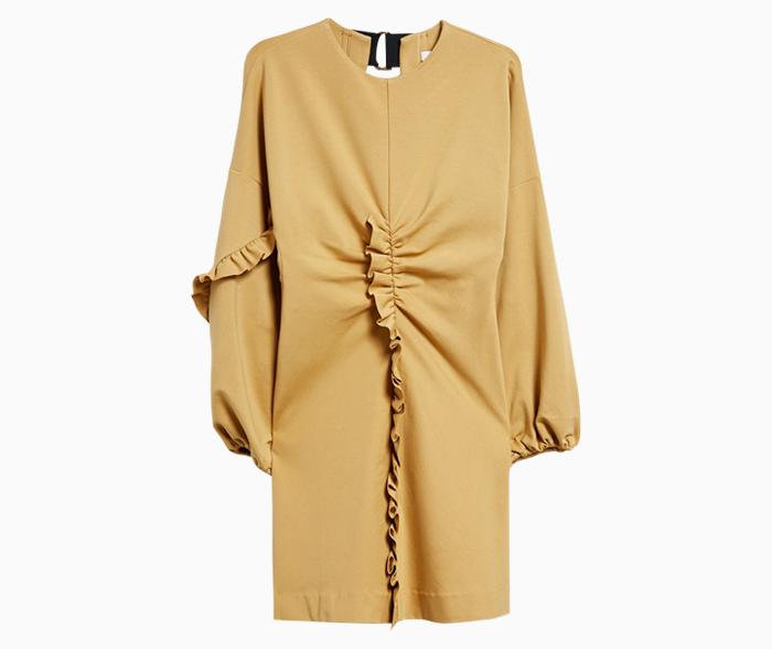 Тёплые платья на осень: 11 вариантов от простых до самых роскошных. Изображение № 7.