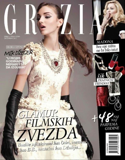 Новые лица: Кристина Йованкович, модель. Изображение № 8.