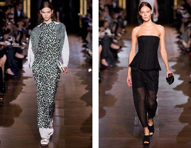 Парижская неделя моды: Показы Stella McCartney, Chloe, Saint Laurent, Giambattista Valli. Изображение № 2.