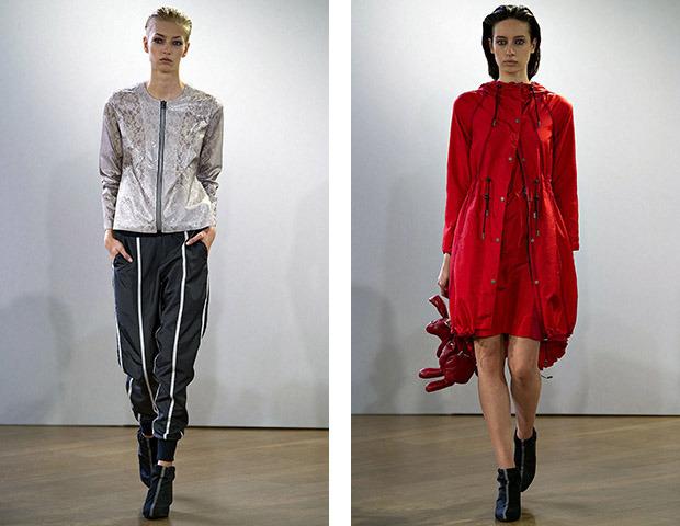 Неделя моды в Лондоне: Показы Acne, Mary Katrantzou, Vivienne Westwood и Philip Treacy. Изображение № 54.