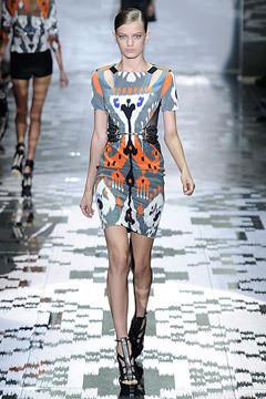 Gucci SS 2010 . Изображение № 77.