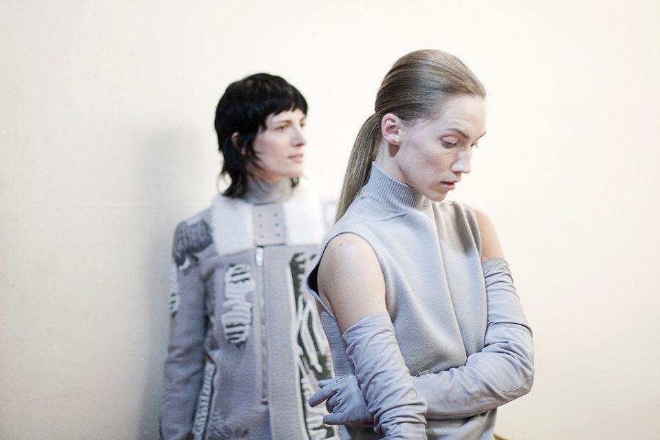 Paris Fashion Week FW 14: Бэкстейдж показа Rick Owens. Изображение № 12.