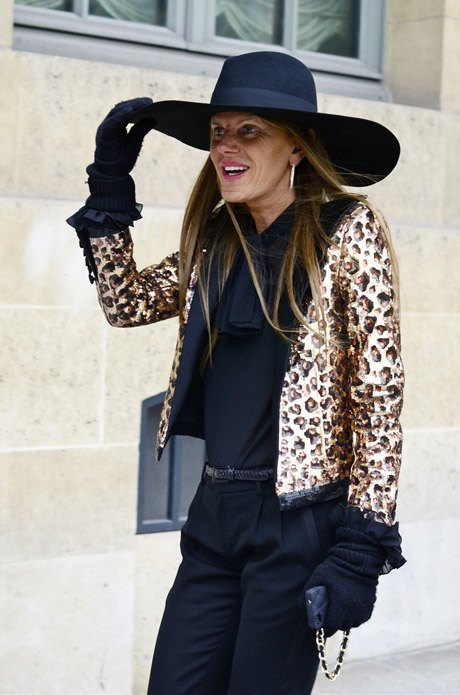 Гости Парижской недели моды FW13, часть 1. Изображение № 8.