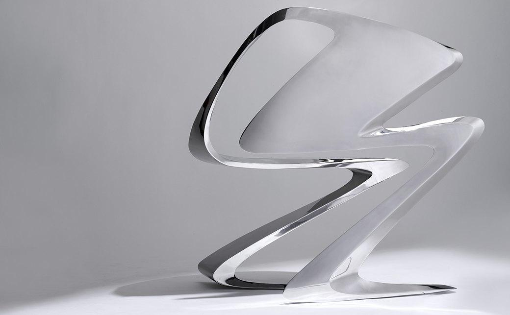 Коллекция «ледяной» мебели Захи Хадид. Изображение № 11.