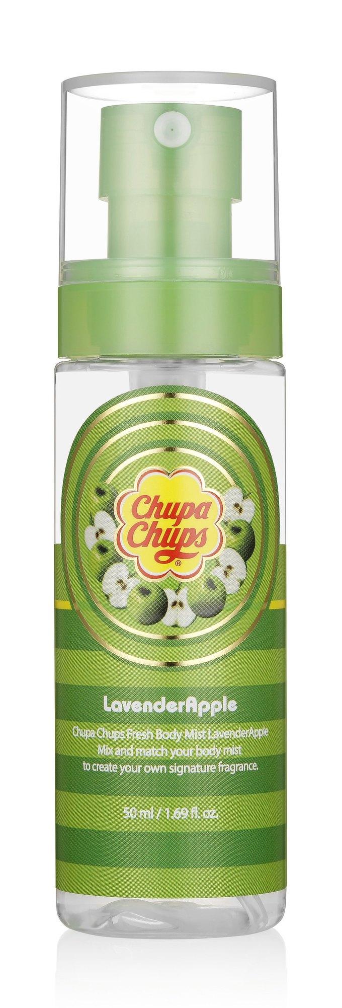 Косметика Chupa Chups теперь продаётся в России. Изображение № 5.