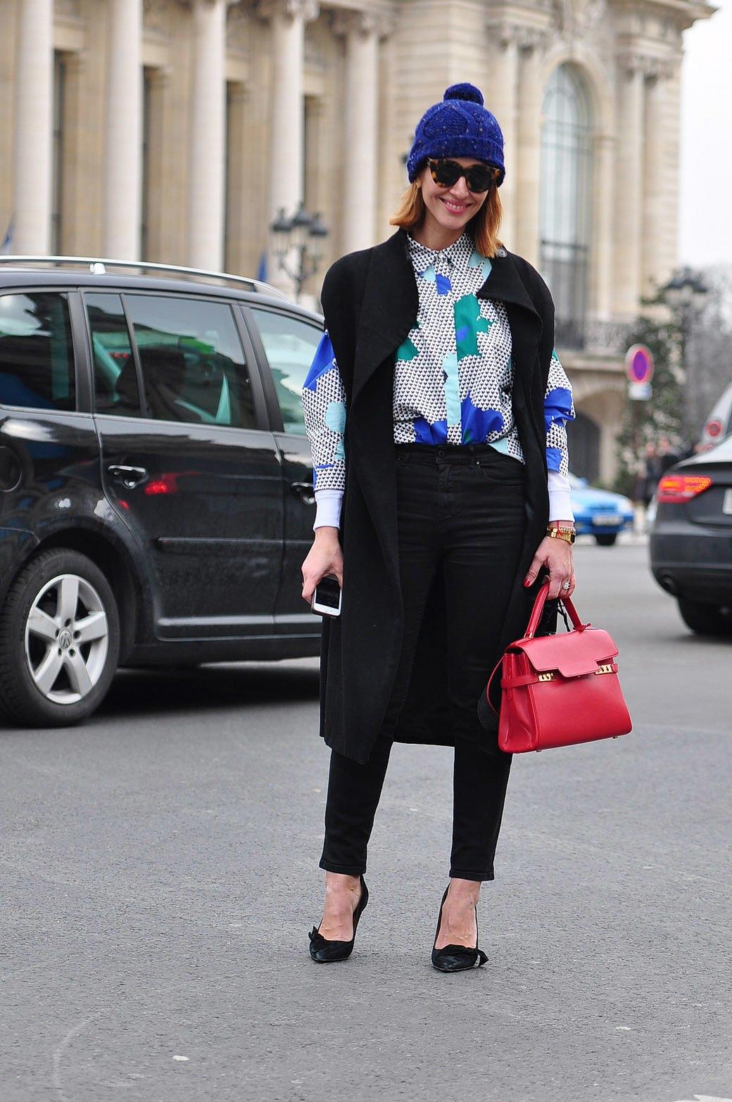 Гости Парижской недели моды FW13, часть 2. Изображение № 36.