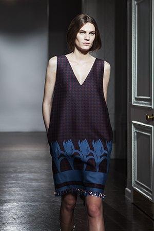Майя Норман, дизайнер:  «Пикассо на платье —  это круто». Изображение № 5.