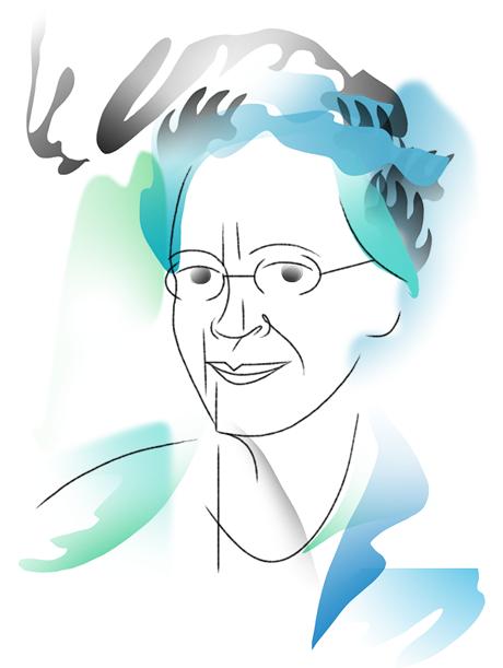 10 нобелевских лауреаток,  изменивших мир. Изображение № 8.