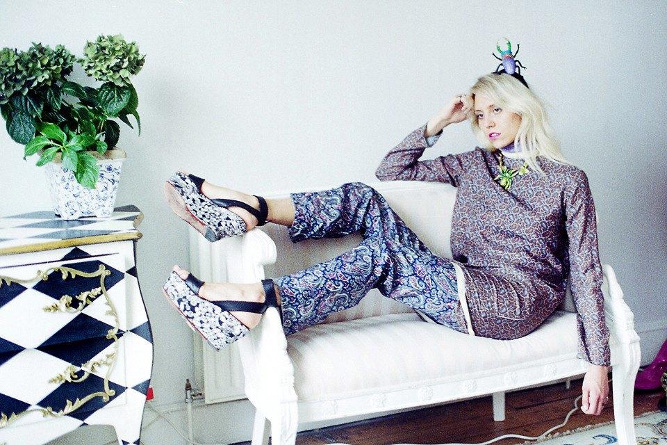 Гардероб: Тесс Йопп, лондонский стилист. Изображение № 5.