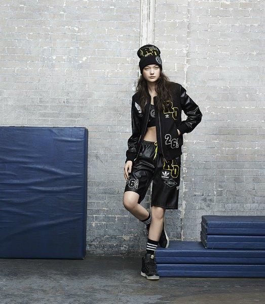 Опубликован лукбук коллекции Риты Оры для adidas Originals. Изображение № 4.