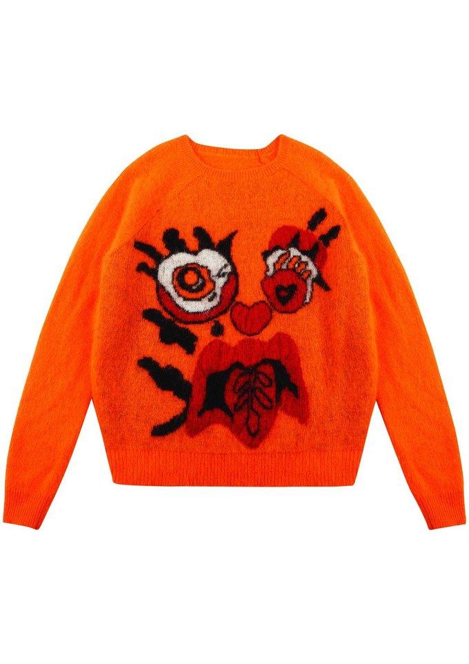 Цветной мех и лягушки в коллекции Meadham Kirchhoff x Topshop. Изображение № 16.