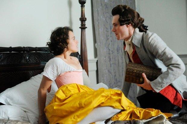 Сериал «Куртизанки»: Драма о жизни секс-работниц в XVIII веке. Изображение № 8.