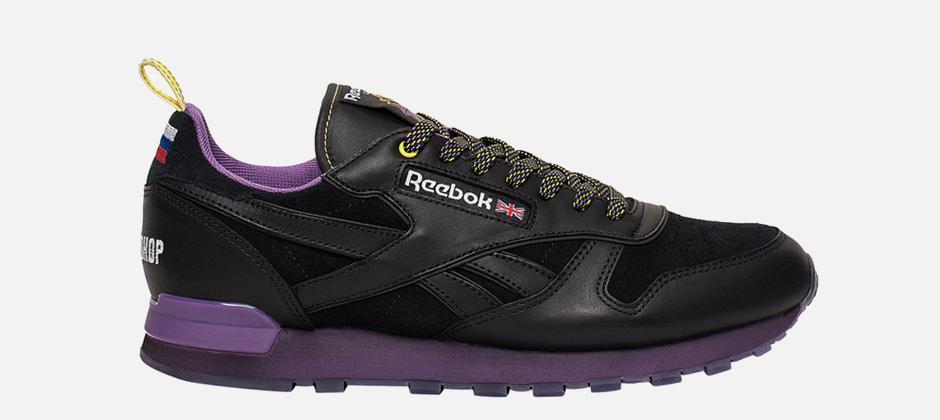 Кроссовки Reebok x Brandshop — в неожиданной расцветке. Изображение № 1.
