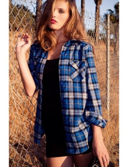 Новые лица: Мэдисон Хедрик, модель. Изображение № 23.