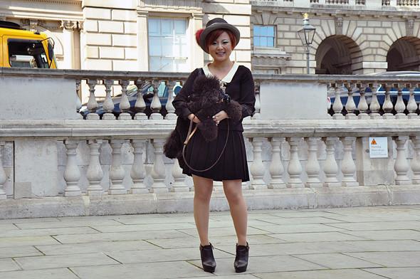 London Fashion Week: Уличный стиль, часть 3. Изображение № 19.