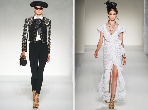 Показы Milan Fashion Week SS 2012: День 3. Изображение № 2.