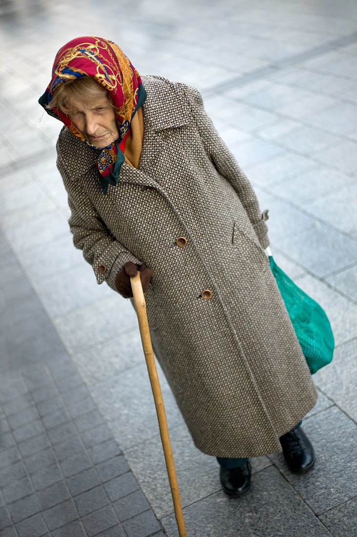 «Проект Я»:  Безвестные  пожилые горожане. Изображение № 15.