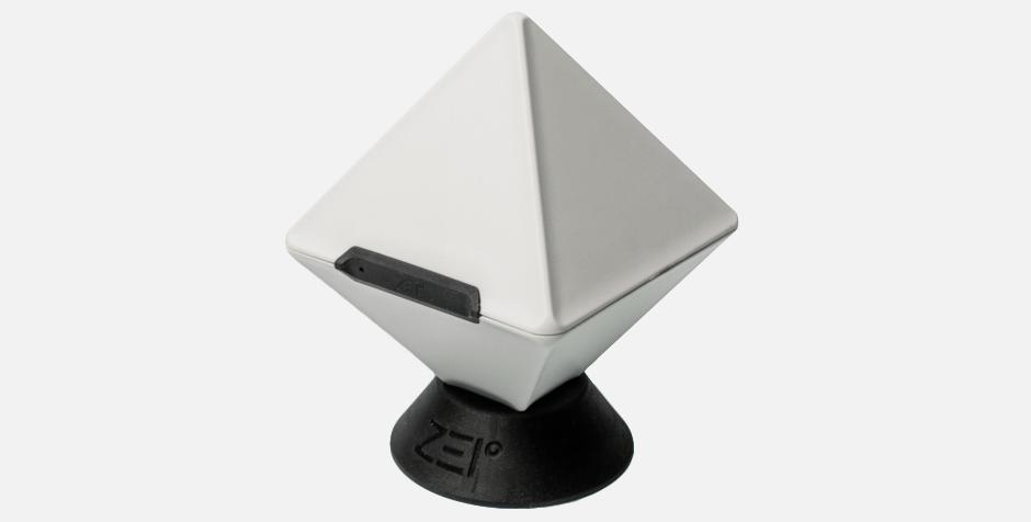Восьмигранник ZEI° для отслеживания рабочего времени. Изображение № 1.