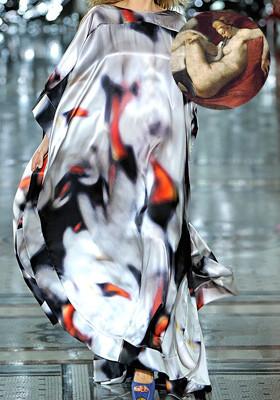 И зеленый попугай: Принты из коллекций SS 2012. Изображение № 29.