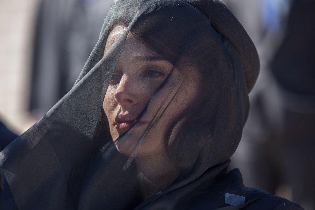 «Джеки»: Натали Портман примеряет маску первой леди. Изображение № 1.