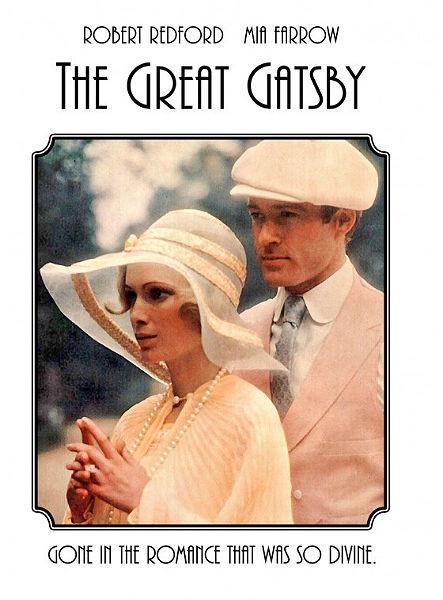 Постер фильма «Великий Гэтсби», 1974 год. Изображение № 13.