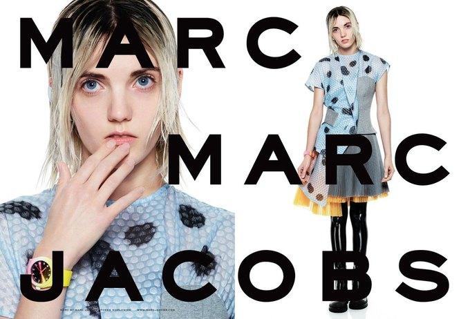 Marc by Marc Jacobs опять нашли моделей в соцсетях. Изображение № 5.