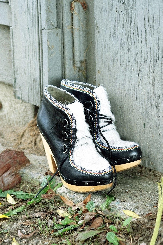 Роуз Бродбент, художница и владелец винтажного бутика из Торонто. Изображение № 33.