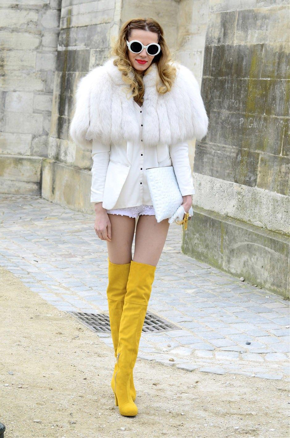 Гости Парижской недели моды FW13, часть 1. Изображение № 23.