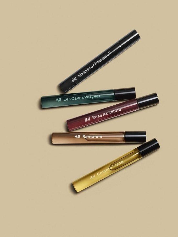 H&M и парфюмеры Givaudan представили 25 новых ароматов . Изображение № 4.