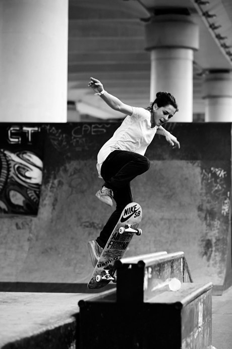 Женский пул:  Девушки на скейте. Изображение № 7.