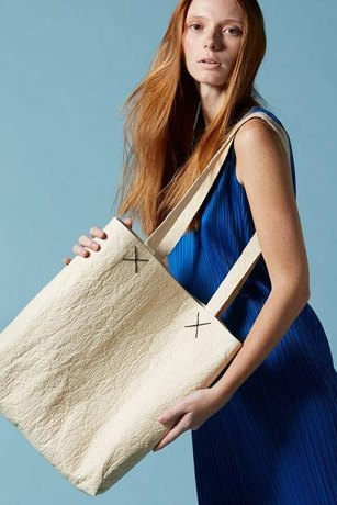 Ананасовая кожа и напечатанная одежда: Инновации, которые изменят моду. Изображение № 2.