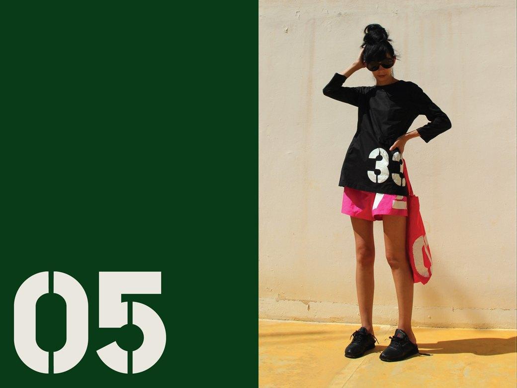 34-я, весенне-летняя коллекция Nina Donis. Изображение № 9.
