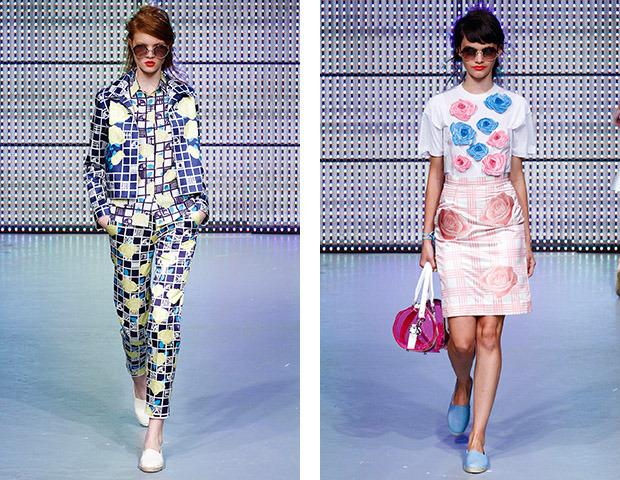 Неделя моды в Лондоне: Показы Issa, Holly Fulton, House of Holland, John Rocha и Moschino. Изображение № 12.